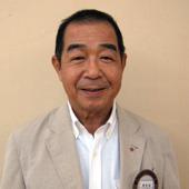 ロータリー財団委員会委員長 古山 英夫