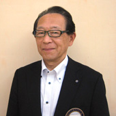 米山記念奨学会委員会委員長 川島 忠